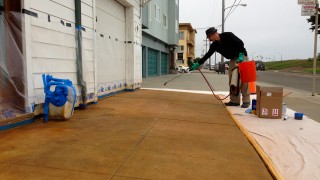 concrete-staining