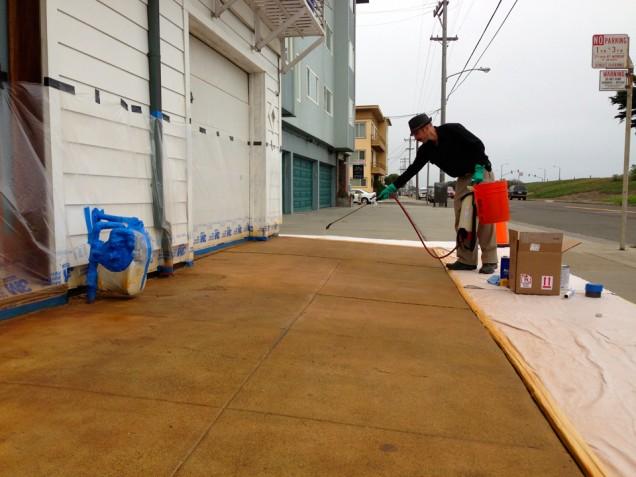 concrete-staining
